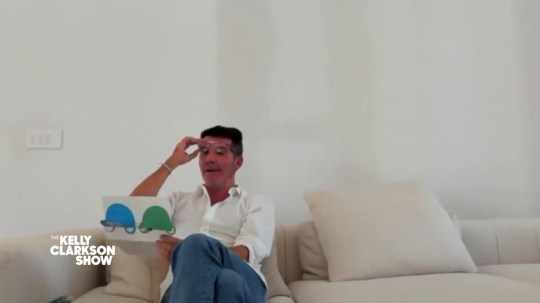 Simon Cowell shares sweet Father's Day letter from son