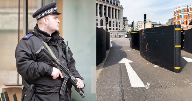 Schools, offices and hospitals told to prepare for terrorist attacks