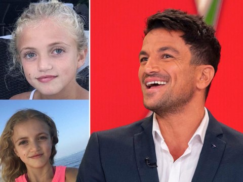 Peter Andre pays tribute to 'moody' Princess for her 13th birthday as she sets up Instagram account