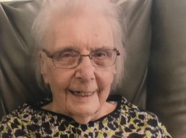 woman, 102, survives coronavirus