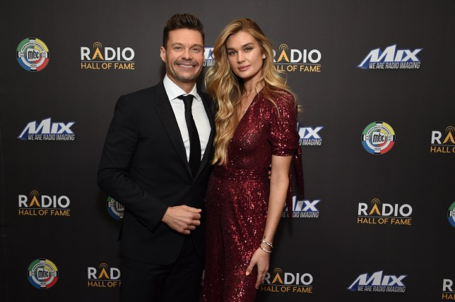 Ryan Seacrest splits from girlfriend Shayna Taylor and it looks like he's already moving on