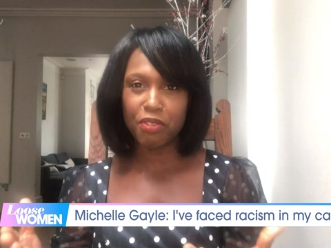 Michelle Gayle told to cut down 'the black stuff' when she spoke about being stopped by police