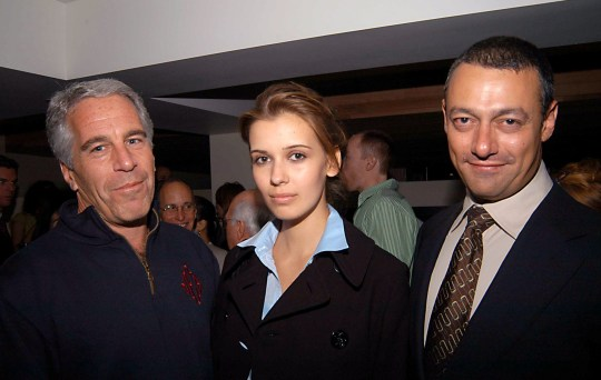 Jeffrey Epstein: Rich in Dirty - Adriana Ross