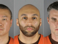 Photos de suspects de George Floyd
