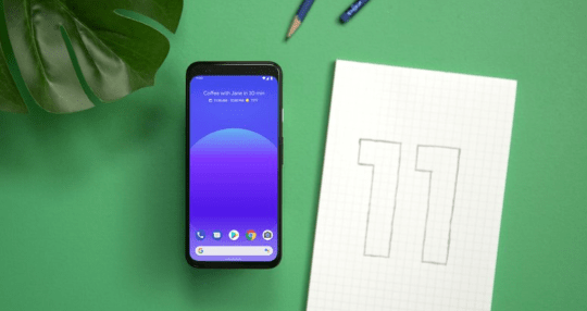 Google's Android 11 beta program is now open (Google)
