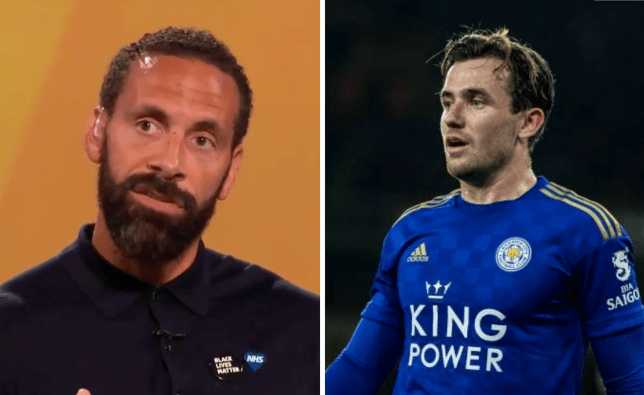 Rio Ferdinand offered advice to Chilwell