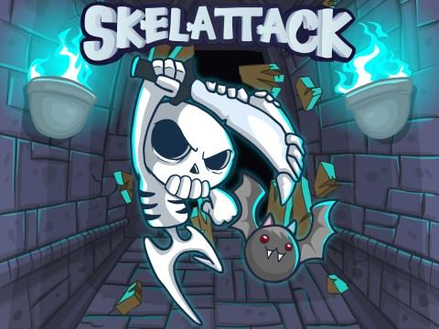 Skelattack review – the return of Konami