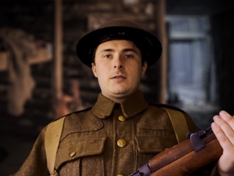 EastEnders star Max Bowden urges the UK to support theatre as he stars in Birdsong