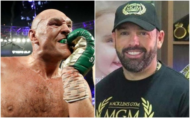 Tyson Fury thanked Daniel Kinahan for his role in negotiations for a mega fight with Anthony Joshua
