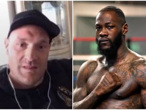 Tyson Fury claims Deontay Wilder gave him motivation after he 'disrespected' Mike Tyson