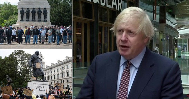 Boris Johnson to launch a racial equality commission