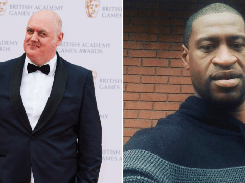 Dara O'Briain acknowledges his privilege as he compares counterfeit note experience to George Floyd's