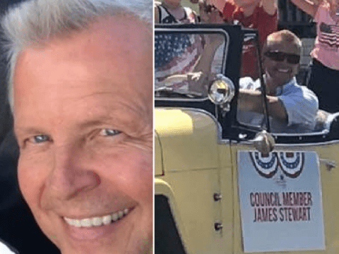 Politician sent 'police don't kill good people of color' email then blamed it on his dyslexia