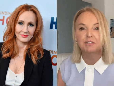 Trans journalist India Willoughby supports JK Rowling amid 'transphobia' row