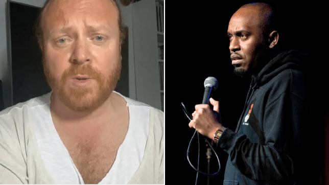 Dane Baptiste 'appreciates' Keith Lemon's apology