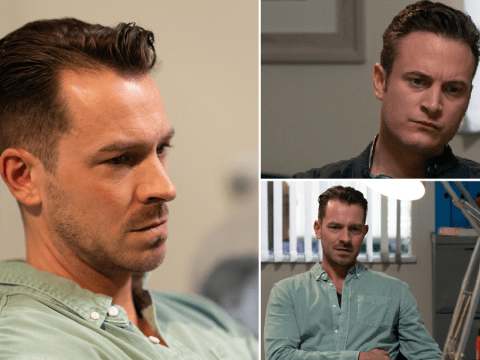Hollyoaks spoilers: 5 new images reveal Darren's heartache and Luke's concern