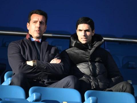 Edu explains Mikel Arteta's vital role in Arsenal's transfer strategy