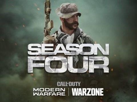 Call Of Duty: Modern Warfare & Warzone Season 4 patch is 84GB on Xbox, 32GB on PS4
