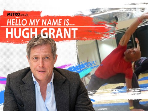 It only got fun to share a name with Hugh Grant after he was arrested in 1995