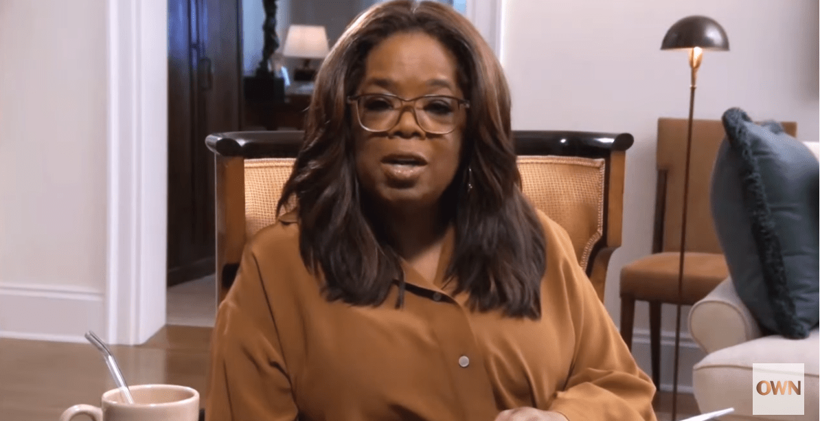 WATCH: Oprah Says 'America is at a Tipping Point' and 'Can't Move Forward Without Calling Out Pain of Racism' After George Floyd's Death