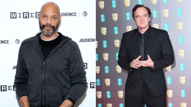 John Ridley and Quentin Tarantino