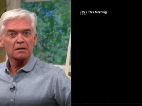 Phillip Schofield and Holly Willoughby laugh through This Morning disaster as camera cuts out: 'We've managed to stay on for all this time'
