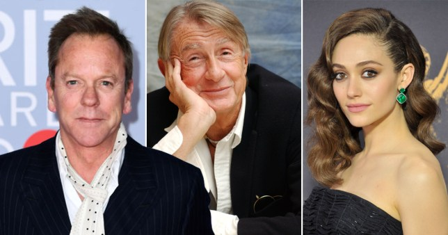 Kiefer Sutherland, Kevin Smith and Emmy Rossum lead tributes to late director Joel Schumacher