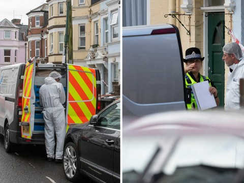 Murder suspect detained under Mental Health Act after man stabbed to death