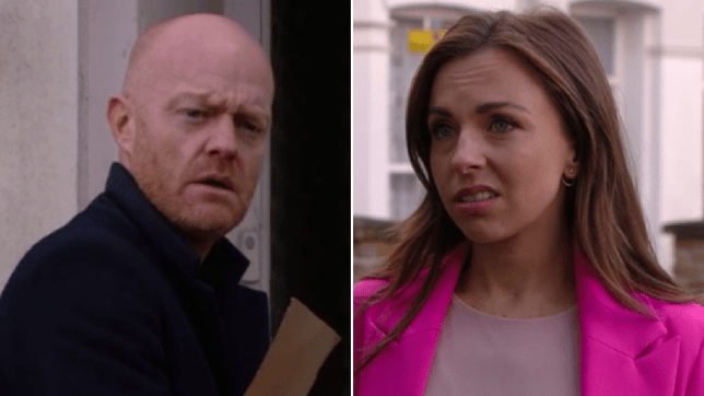 Ruby and Max in EastEnders