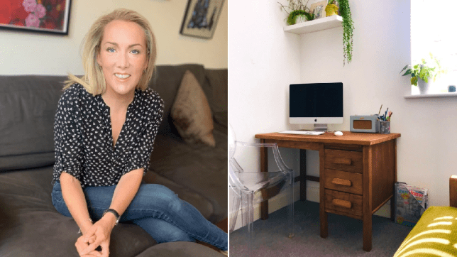 Where I Work: Ruth Wilson, a PR specialist working from her home in Altrincham