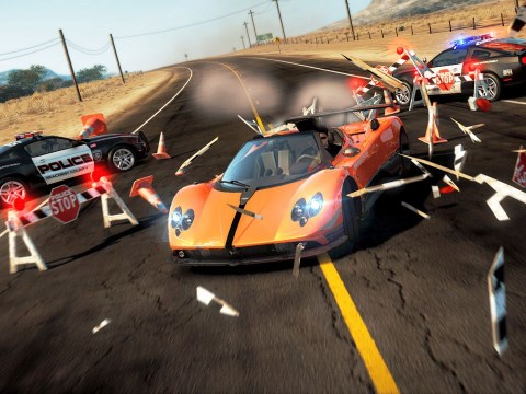 Need For Speed: Hot Pursuit remaster coming this year claims rumour