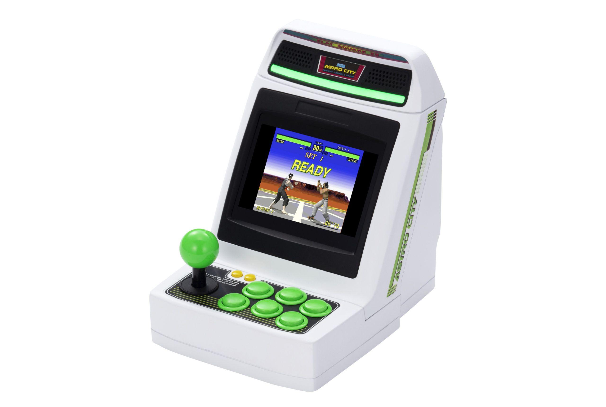 Astro City Mini console
