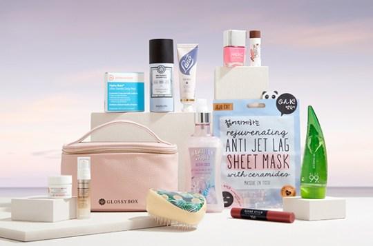 Glossybox Summer Essentials