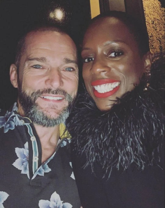 First Dates' Fred Sirieix boasts about his sex life with fiancee