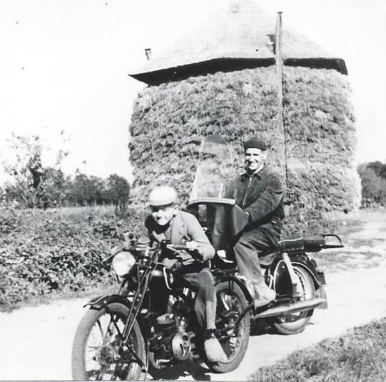 Le projet de loi Zandbelt sur le vélo à la fin des années 1950