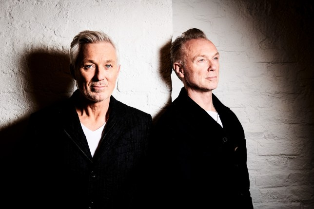 Martin and Gary Kemp in The Kemps: All True