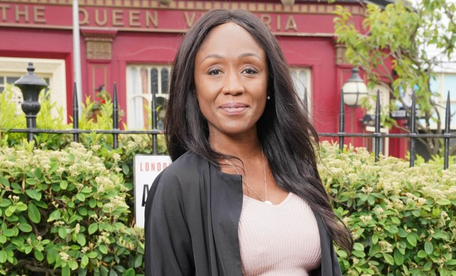 Diane Parish in EastEnders: Secrets From The Square
