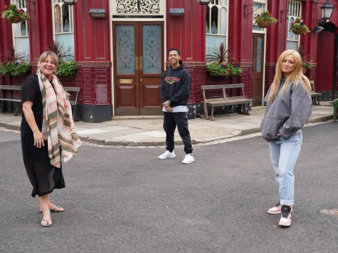 EastEnders stars Lorraine Stanley, Zack Morris and Maisie Smith revealed for special Secrets From The Square