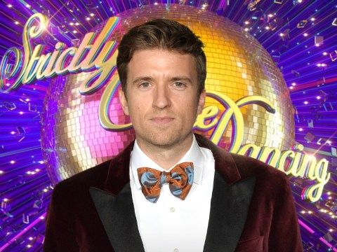 Greg James is up for Strictly Come Dancing – on one bizarre condition
