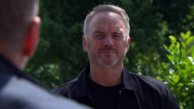 Malone in Emmerdake