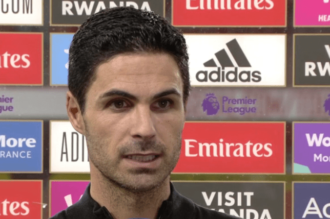 Mikel Arteta masterminded a Arsenal's first win over a Liverpool side managed by Jurgen Klopp