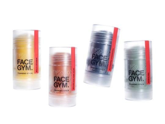 Face Gym Bâtons de soin pour le visage