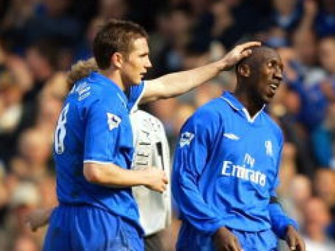 Jimmy Floyd Hasselbaink reveals Frank Lampard's biggest weakness at Chelsea