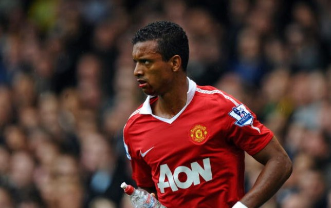 Nani struggled during the early stages of his Manchester United career