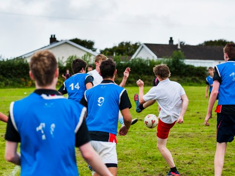As a gay man, it's been hard to shake the scars of same-sex PE classes