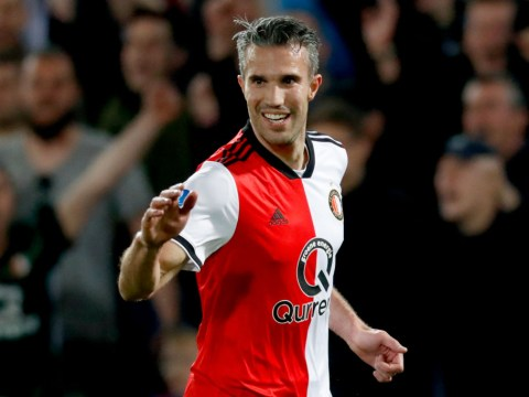 Robin van Persie names his Ballon d'Or top three with no place for Lionel Messi or Cristiano Ronaldo