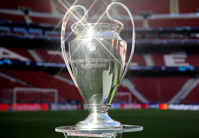 The Champions League  quarter-finals, semi-finals and final will be played as a straight knockout tournament in Lisbon