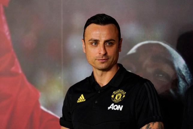 Former Manchester United striker DImitar Berbatov warns his former side against complacency