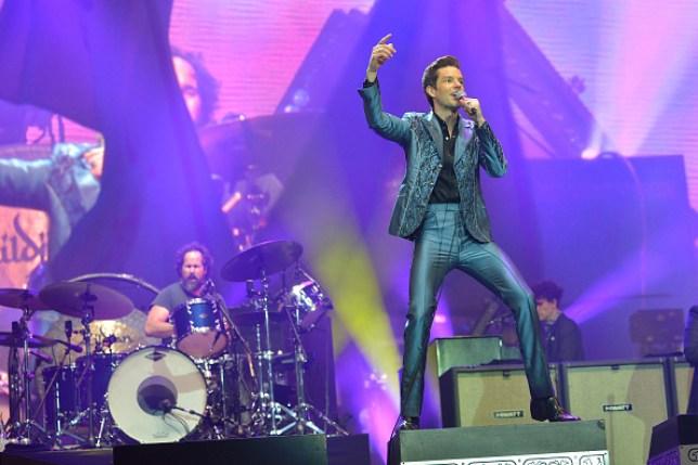 Glastonbury Festival 2019 The Killers