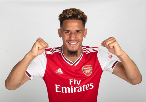 Future Captain William Saliba Given Legendary Arsenal Shirt Number Metro News